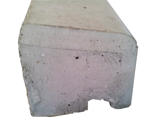 5 8 1 becquet larmier technique b ton. Black Bedroom Furniture Sets. Home Design Ideas
